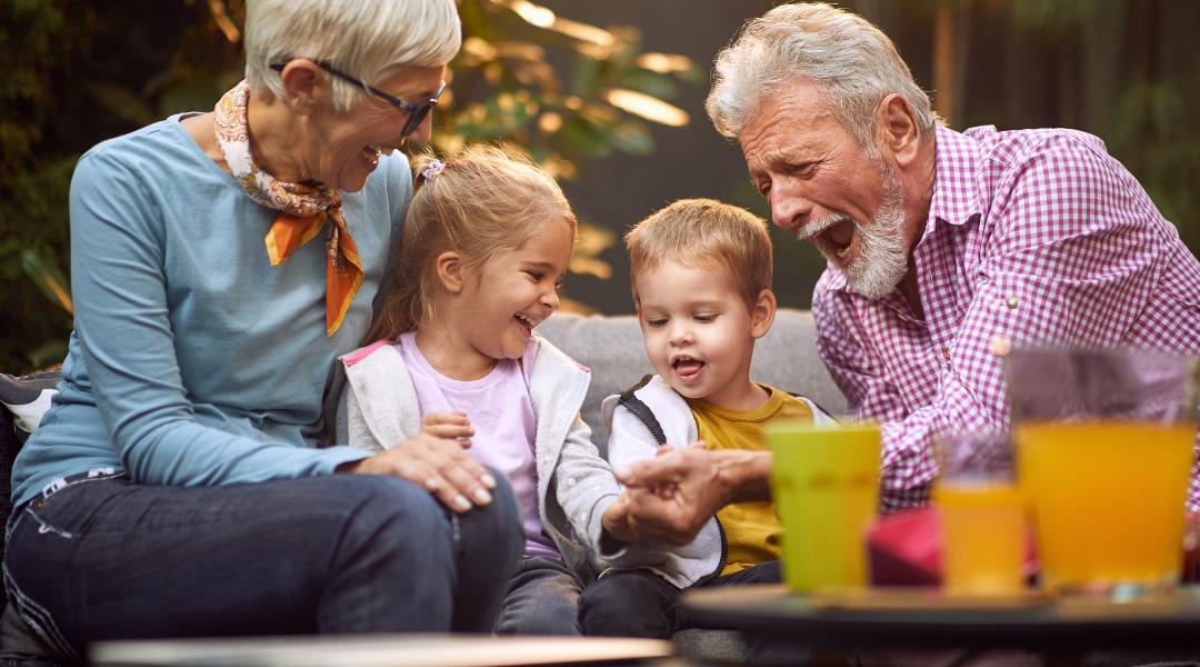 Umgangsrecht für Großeltern