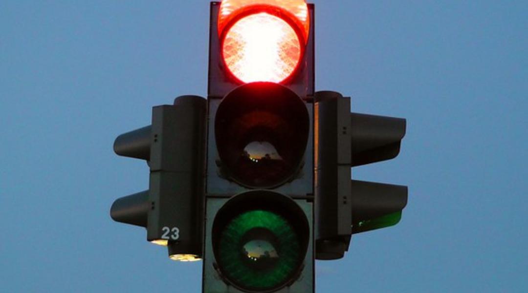 Sicherheitsabstand im Straßenverkehr